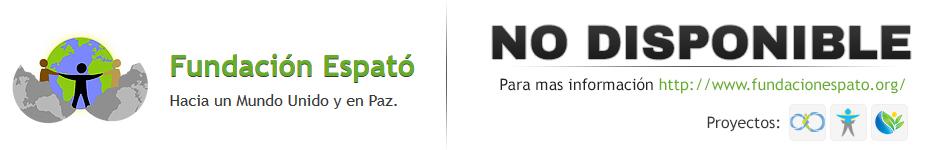 Fundación Espató - Ayúdanos a difundir nuestro mensaje!